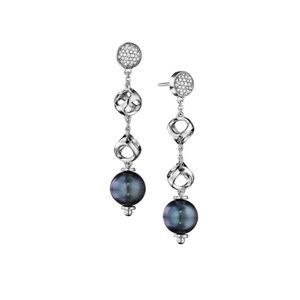 Di Modolo Icona Pearl & Diamond Dangle Earrings